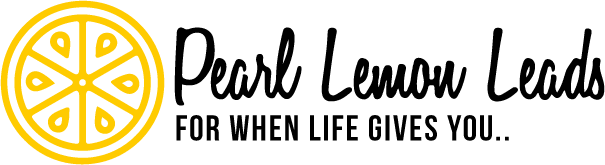 Pearl Lemon Leads Logo