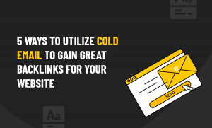 UTILIZE COLD EMAIL
