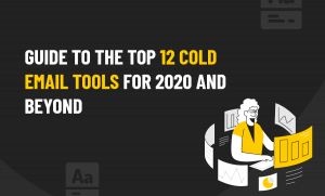 12 COLD EMAIL TOOLS
