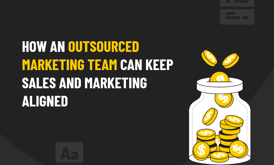 OUTSOURCED MARKETING TEAM