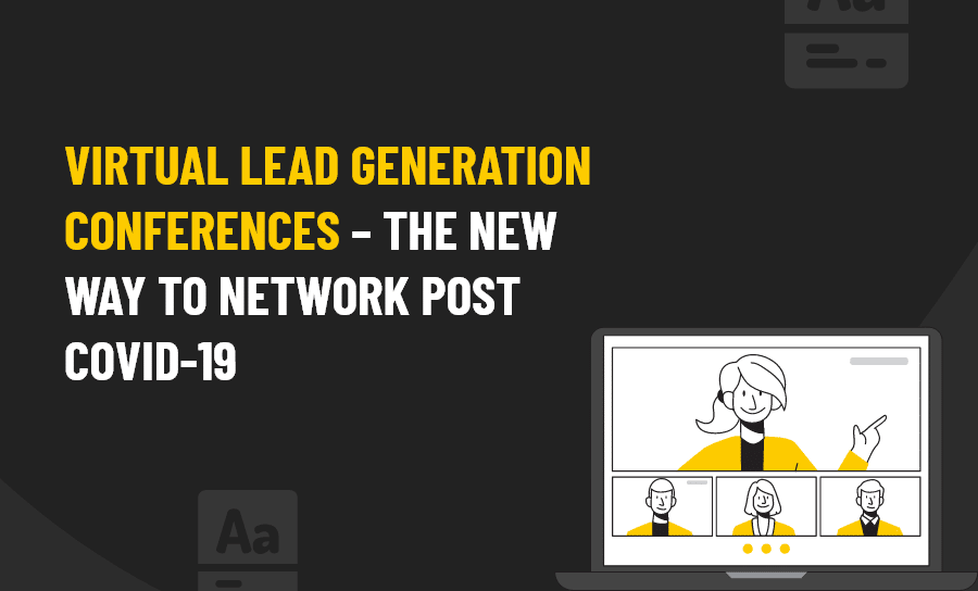 VIRTUAL LEAD GENERATION CONFERENCES