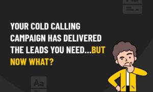 COLD CALLING CAMPAIGN