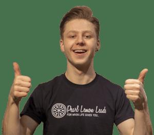 Kas Andz - Leads Generation Specialist
