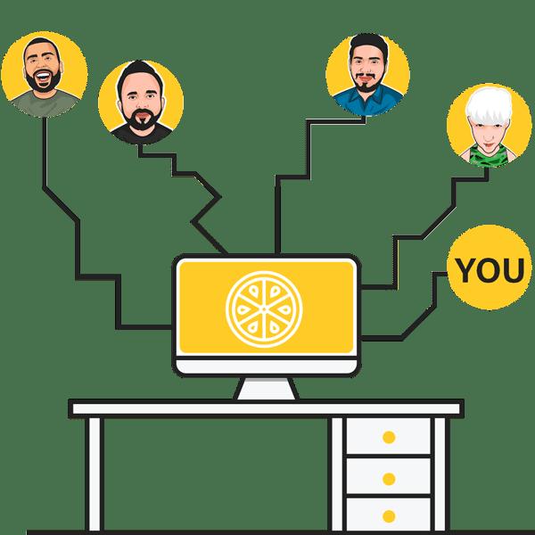 Team Remote Work
