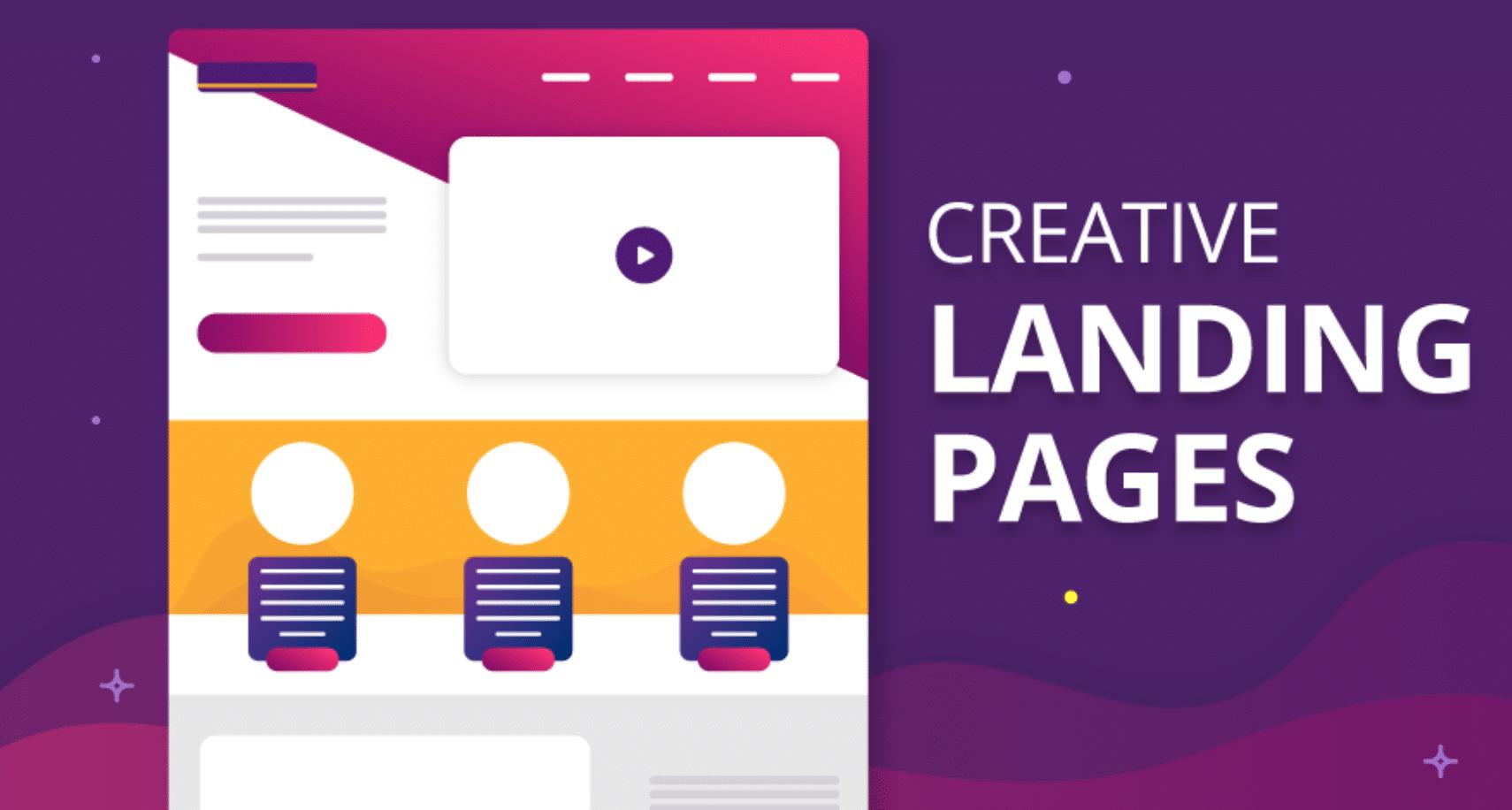 Improve Landing Pages