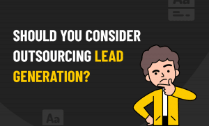 outsourcing lead generation
