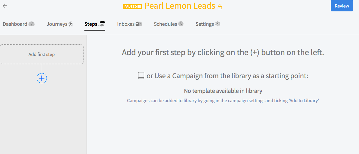 Pearl Lemon Leads
