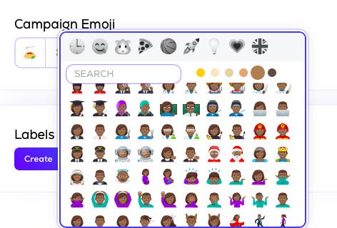 Brown-Skinned Emoji