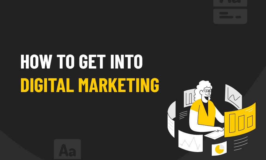 into digital marketing