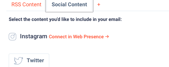 Kind of email