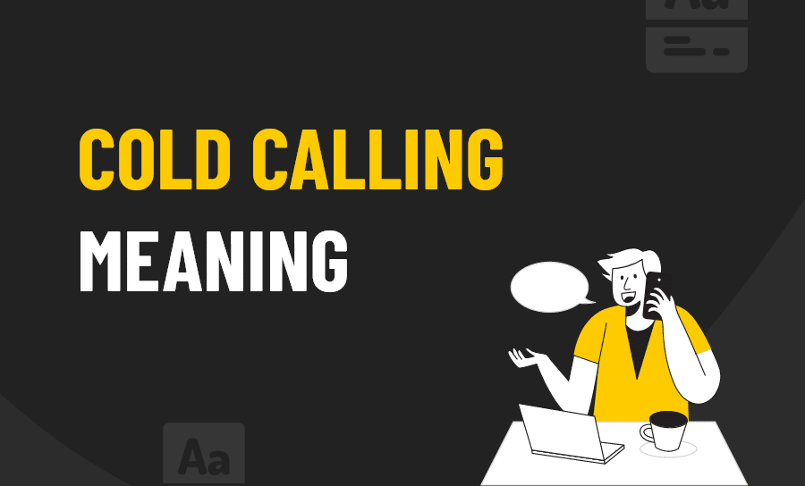 cold calling meaning