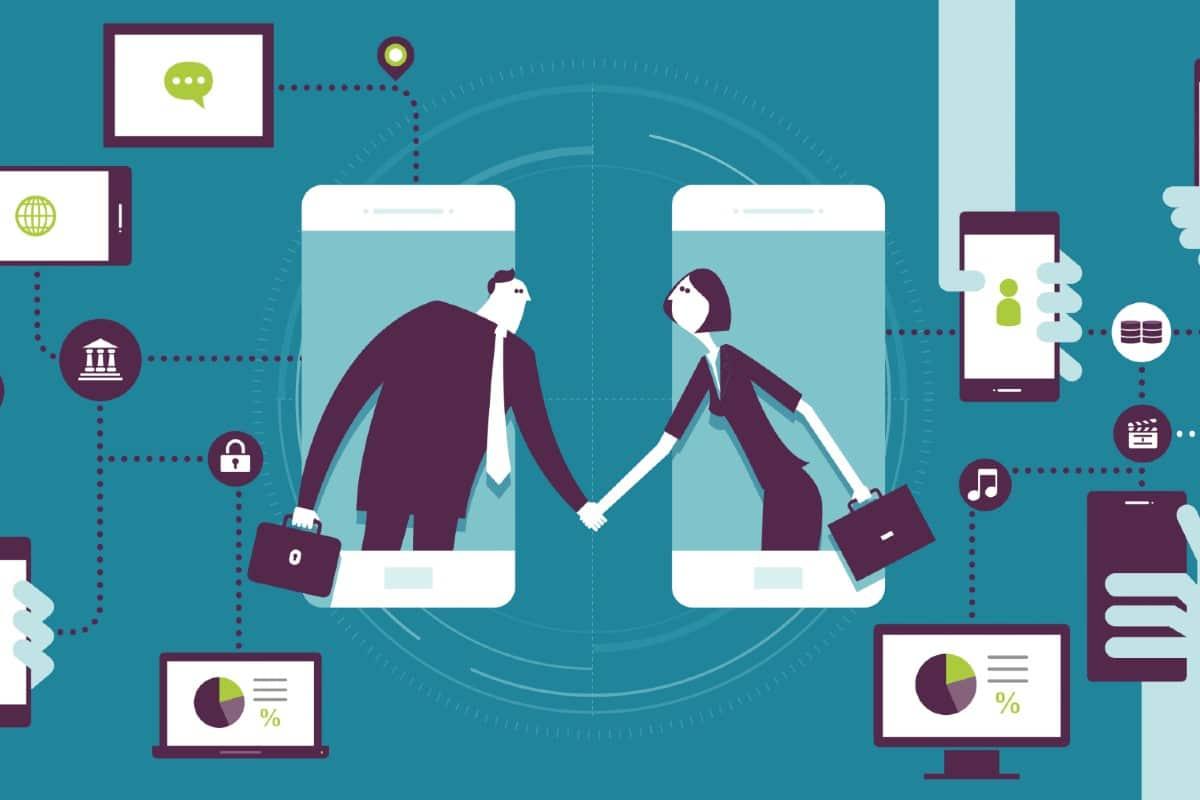 virtual trade show lead generation