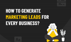 Generate Marketing Leads