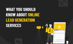 Online Lead Generation Services